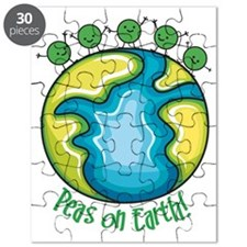 Peas on Earth Puzzle