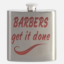 Barbers Flask
