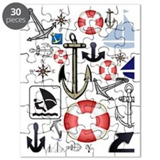 Nautical Fun Puzzle