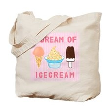 Icecream Dream Tote Bag