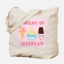 Icecream Dream Tote Bag