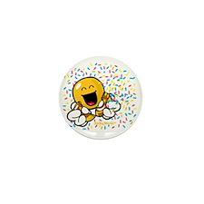 Donut Mini Button