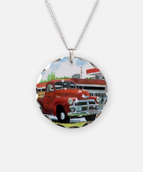 1954 Chevrolet Truck Necklace