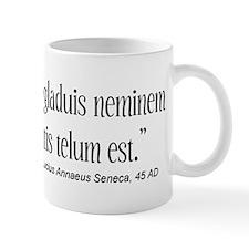 Lucius Seneca Quote Mug