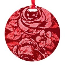 painting the roses red Ornament