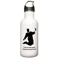 Graduate student Water Bottle