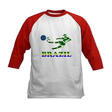 Brazil Soccer Player Tee