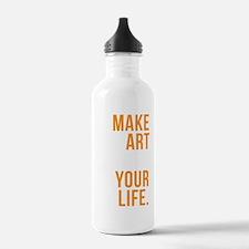 Smart quote Water Bottle
