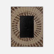 Sweetgrass Basket Design Picture Frame