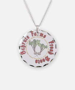 Schrute Farms Fresh Beets Necklace