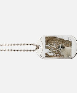 Great Pyrenees Puppy Dog Tags