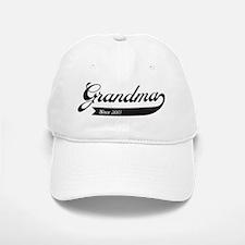 Grandma Swoosh Since 2013 Baseball Baseball Cap