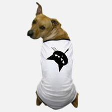 showercurtain701 Dog T-Shirt