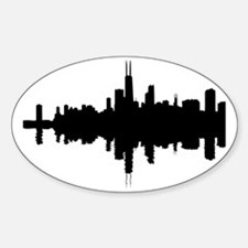 Reflections of Chicago Decal