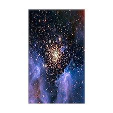 Starburst Cluster Celestial Fi Decal