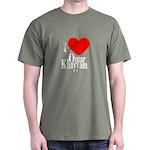 I Love Omar Khayyam Dark T-Shirt