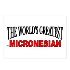 """""""The World's Greatest Micronesian"""" Postcards (Pack"""
