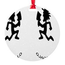 flip flops Ornament