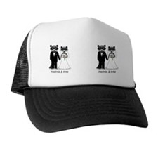 raccoonscoffeemug Trucker Hat
