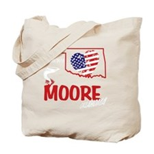 Moore OK Twister Tote Bag