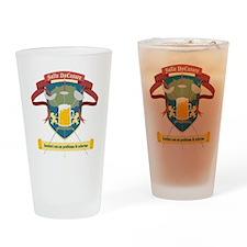 SDC Crest -un Drinking Glass