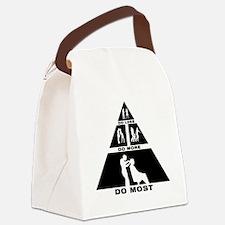 Hairdresser-11-A Canvas Lunch Bag