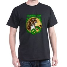 Hungry Tiger Emerald T-Shirt