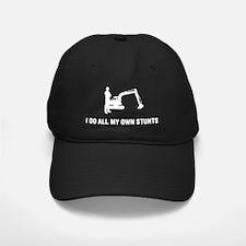 Excavator-03-B Baseball Hat