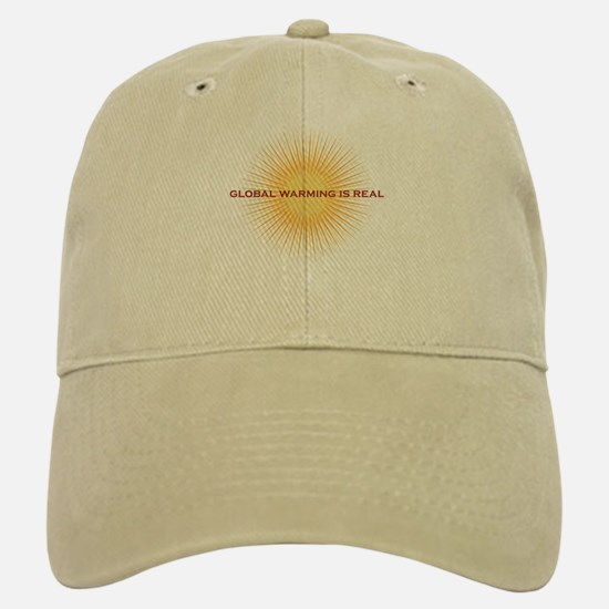 global warming Baseball Baseball Cap