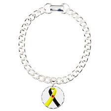 PTSD Ribbon Bracelet