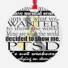PTSD Ornament