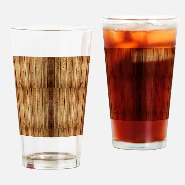 Flip-Flip Wood Drinking Glass