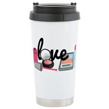 Makeup love Travel Mug