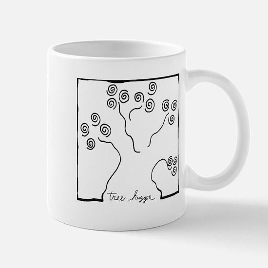 tree-hugger Mug
