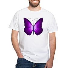 Purple Butterfly Shirt