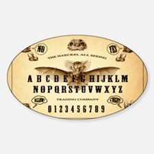 The Haeckle All Seeing Trading Comp Sticker (Oval)