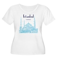 Istanbul_10x1 T-Shirt