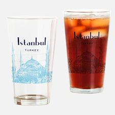 Istanbul_10x10_BlueMosque_Blue Drinking Glass