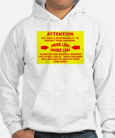 Cool Rape prevention Hoodie