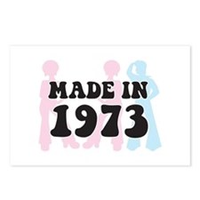 Made In 1973 Postcards (Package of 8)