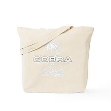 MACA White Tote Bag