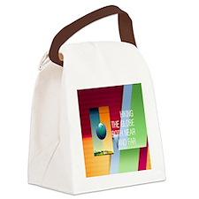 hikeglobenfsq Canvas Lunch Bag