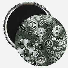 Steel gears Magnet