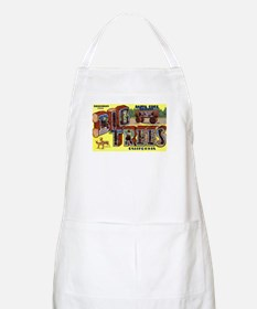 Big Trees Park California BBQ Apron