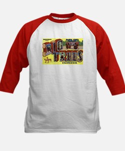 Big Trees Park California (Front) Tee