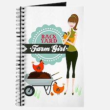 Backyard Farm Girl Journal