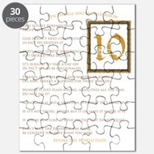 The Perfect 10 Puzzle