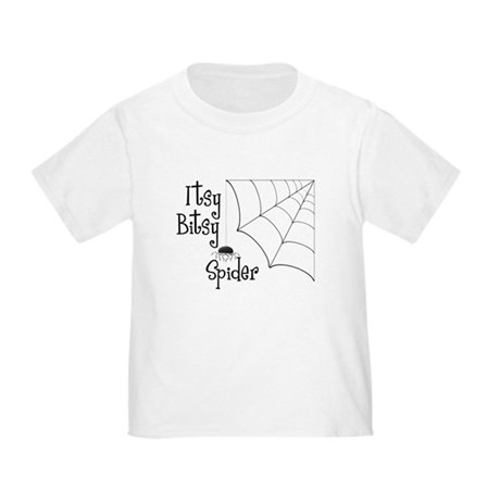 Itsy Bitsy Spider Baby/Toddler T-Shirt