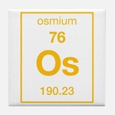Osmium Tile Coaster