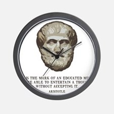 aristotle-edmind-LTT Wall Clock